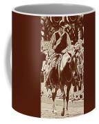Cowboy Comtemplation Coffee Mug