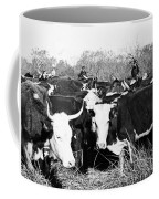 Cattle: Longhorns Coffee Mug