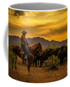 Cattle Drive 41 Coffee Mug