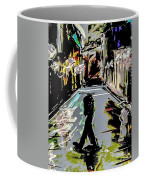 Caught In Rain Coffee Mug
