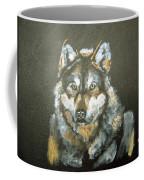 Caught In The Head Lights Coffee Mug
