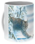 Caught In The Open Coffee Mug