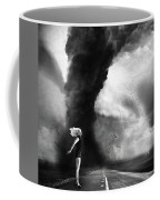 Caught In The Storm Coffee Mug