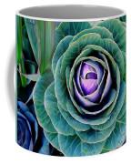 Cauliflower Abstract #6 Coffee Mug