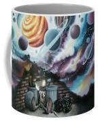 Caulis The Robot Coffee Mug