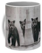 Caution Bears Coffee Mug