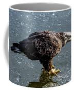 Cautious Eagle Coffee Mug