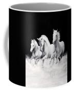 Cavalli Verticali Coffee Mug