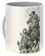 Cavalry Charge Coffee Mug