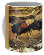 Cave Art: Bison Coffee Mug