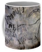 Cave Art: Ibex Coffee Mug