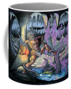Cave Creature Coffee Mug
