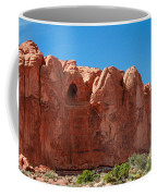 Cave Formation Arches National Park Coffee Mug