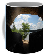 Cave With A View. Coffee Mug