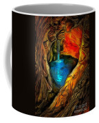 Cavernous Pool In Ambiance Coffee Mug