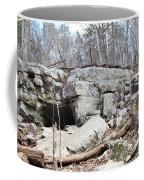 Caves At Lake Guntersville Coffee Mug