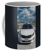 Cayman Islands Cruiser Coffee Mug