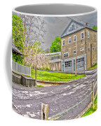 Cayuga Rail Crossing Coffee Mug