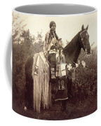 Cayuse Coffee Mug