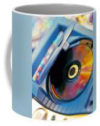 Cd Player Coffee Mug