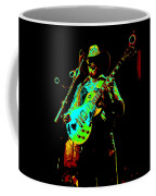 Cdb Winterland 12-13-75 #4 Enhanced In Cosmicolors Coffee Mug