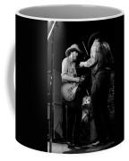 Cdb Winterland 12-13-75 #40 Coffee Mug