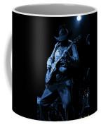 Cdb Winterland 12-13-75 #51 Enhanced In Blue Coffee Mug