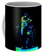 Cdb Winterland 12-13-75 #7 Enhanced In Cosmicolors Coffee Mug
