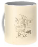 Ce Que Dit La Pluie Coffee Mug