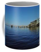 Cedar Key Pier Coffee Mug