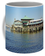 Cedar Key Waterfront Coffee Mug