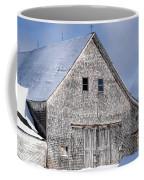 Cedar Shake Barn Coffee Mug