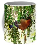 Cedar Waxwing Beauties 19 Coffee Mug