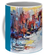 Cefalu Seaside Coffee Mug