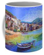 Cefalu Sicily Italy Coffee Mug