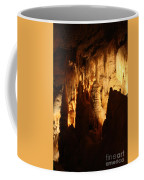 Ceiling Formations - Cave Coffee Mug