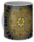 Ceiling Of The Berlin Cathedral Coffee Mug