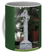 Celebrating The Celtic Heritage At St Patricks Church Coffee Mug
