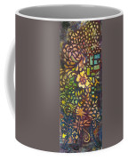 Celebration Night - 1/2 Diptych  Coffee Mug