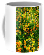 Celebration Of Yellows And Oranges Study 4 Coffee Mug