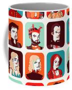 Celebrities Coffee Mug