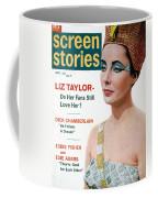 Celebrity Magazine, 1962 Coffee Mug by Granger