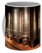 Modern Wine Cellar  Coffee Mug