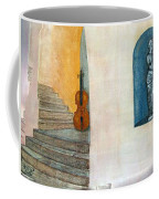 Cello No 2 Coffee Mug