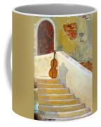 Cello No 3 Coffee Mug
