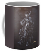 Cello Player Coffee Mug