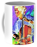 Cello Coffee Mug by Stephen Younts