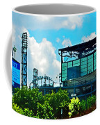 Cellular Field Coffee Mug
