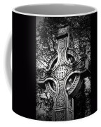 Celtic Cross Detail Killarney Ireland Coffee Mug