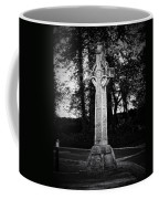 Celtic Cross In Killarney Ireland Coffee Mug